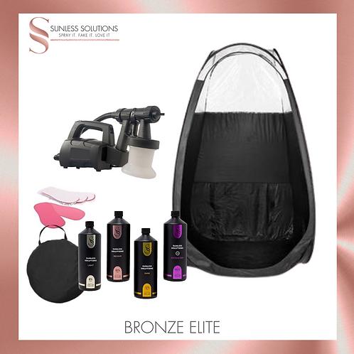TRADE - Bronze Elite Spray Tan Kit
