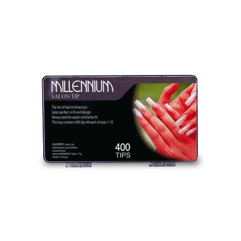 400 Nail Tips - Salon Millennium Nails