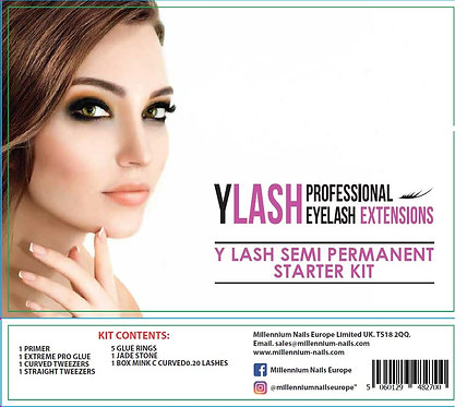 Y Lash Starter Kit