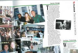 Exposure Film Magazine