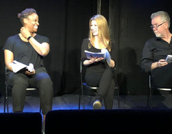 Rehearsed reading of the play Little Roc