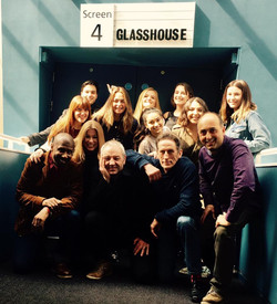 Rehearsed reading of Greenhouses at