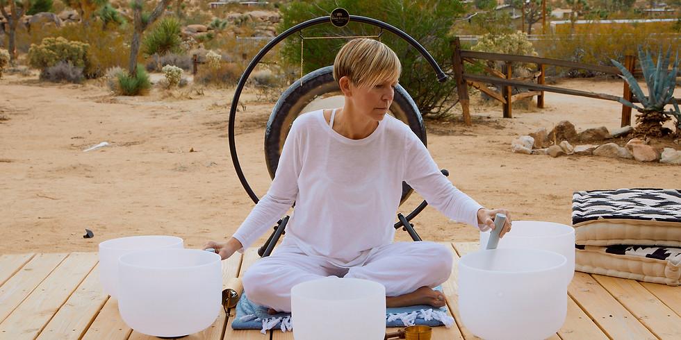 Sound Bath with Lisa Botts