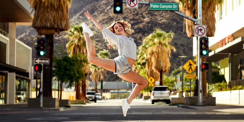 Student Enrollment | Palm Springs International Dance Festival