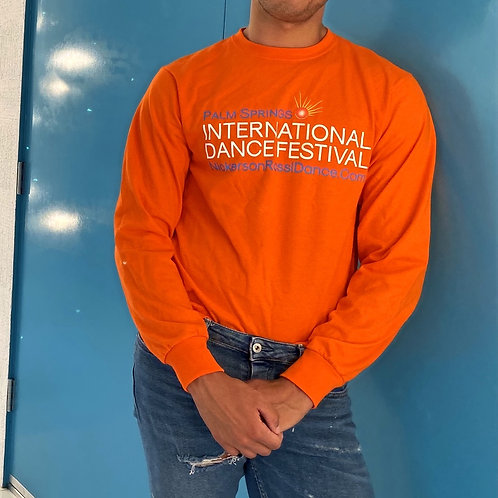 Orange Long Sleeve | PSIDF