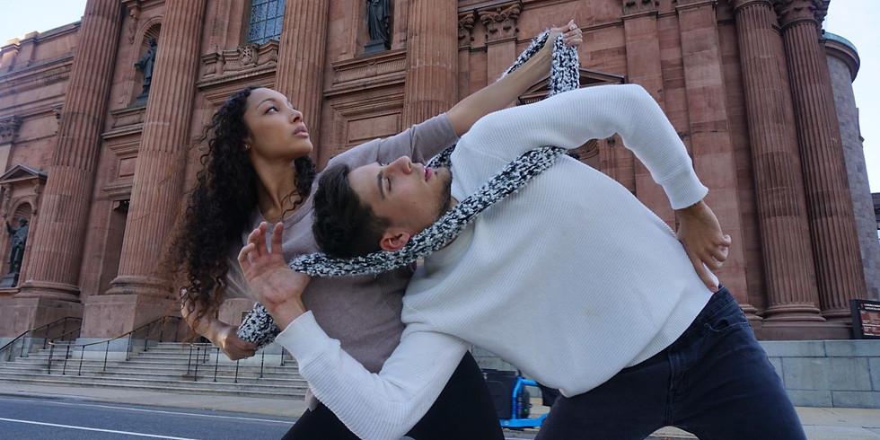 """RISE ABOVE"" Dance Experience in Philadelphia"