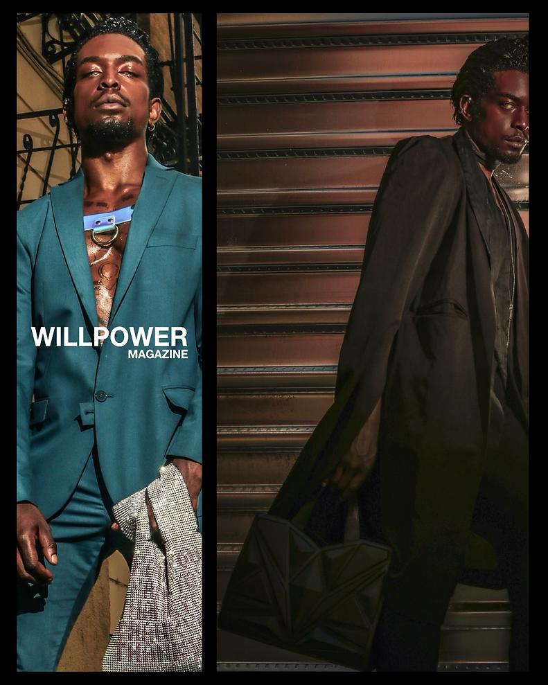 Jonzu for Willpower Magazine