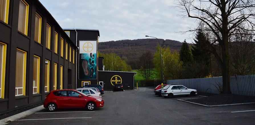 Rubex Czech facilities