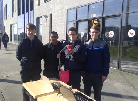 Marist College triumph at CanSat Regional Final at AIT