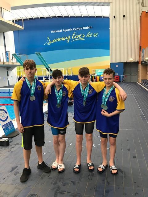 All Ireland Senior Schools Swimming