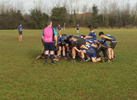 U-14 Rugby off to a Winning Start