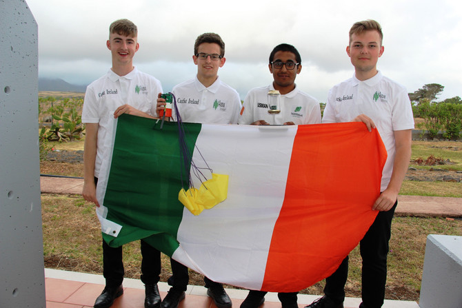 Ireland win the 2018 European CanSat Finals in the Azores