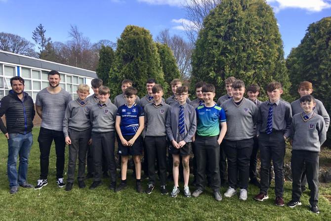 Connacht U14 A League Rugby Final