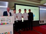 CanSat team attend Midas Gala Dinner