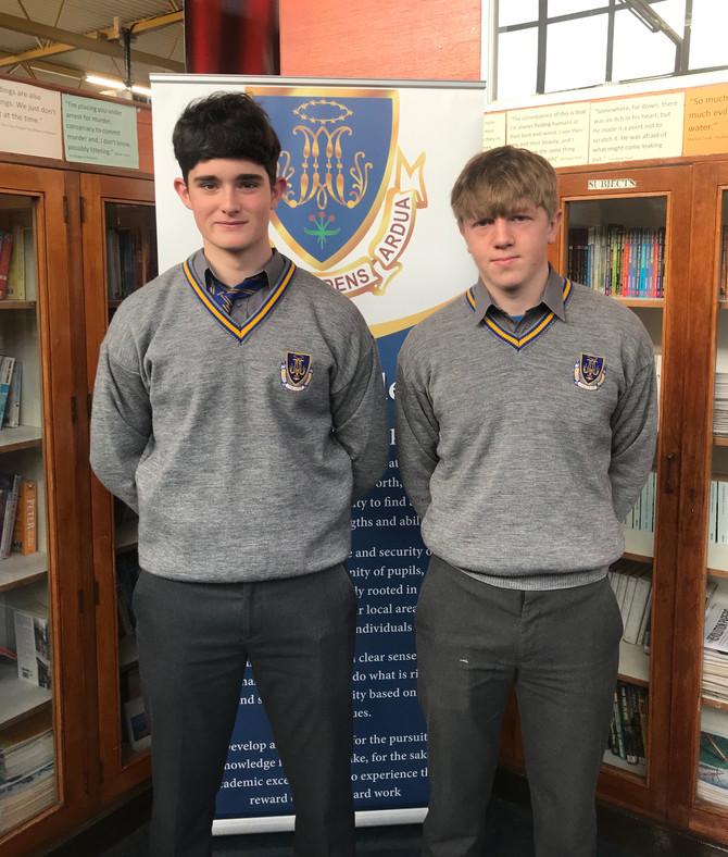 Irish Indoor Rowing Champions