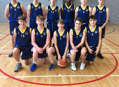 U16 Basketball Subway All Ireland Schools Cup