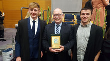 Marist Students Awarded UCD Entrance Scholar Awards