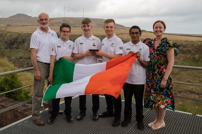CONGRATULATIONS TO MARIST COLLEGE ON CANSAT VICTORY