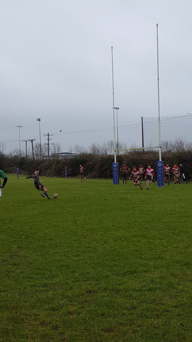 Junior Rugby Team Continuing A Great Campaign