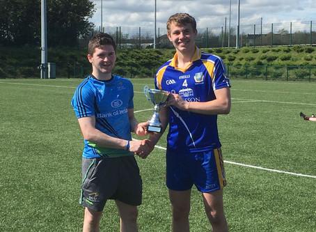 Senior Gaelic claim DCU 7s Competition.