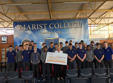 LCVP Students Fundraise for Irish Motor Neurone Association