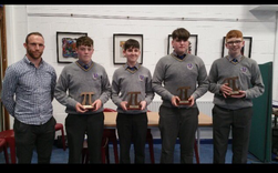 Marist Maths Marvels win Pi Maths Schools Competition-Completing 5 In A Row