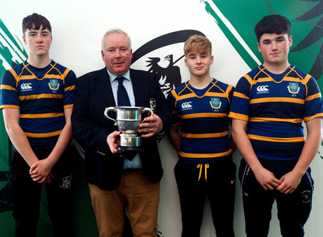Connacht Rugby Schools Cup Draw