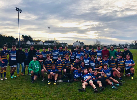 South African rugby team visit Marist College