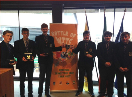 TY's Win Battle of Wits Westmeath Quiz