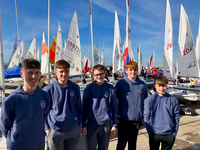 All Ireland Inter-Schools Sailing Championship