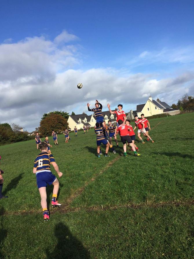 Junior Cup Rugby Team Reach League Final