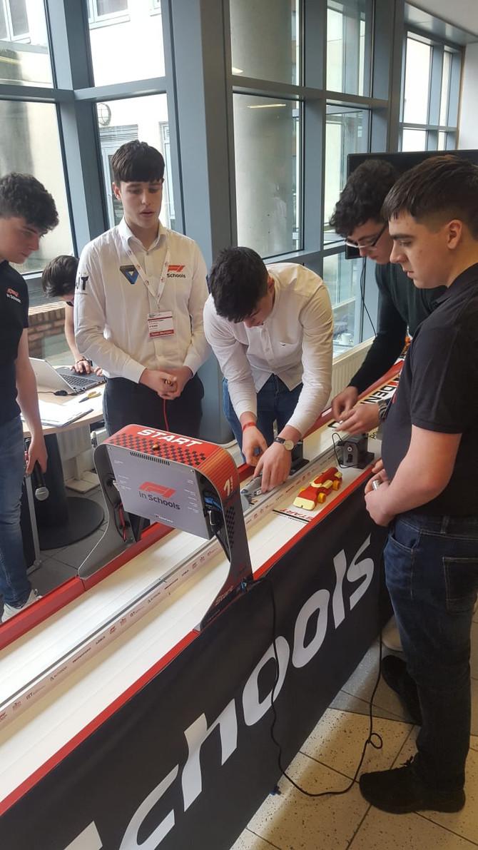 Marist College F1 Team through to Abu Dhabi Finals