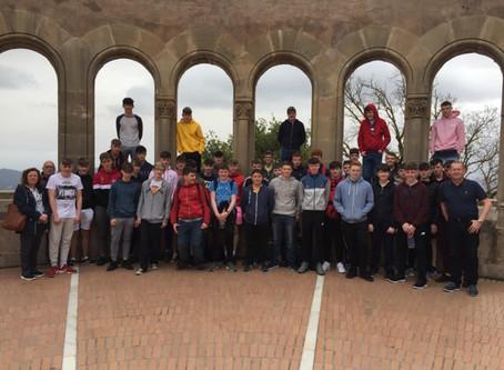 School Tour takes TY's to Barcelona:
