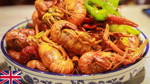 How American crayfish plays a role in Chinese gastronomy