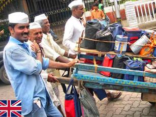 Dabbawalas: The food courier service in Mumbai