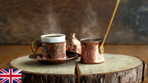 Turkish Coffee, without tradition, nothing can reach the universal dimension.