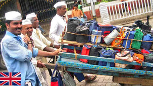Dabbawalas: The food courier service in Mumbai
