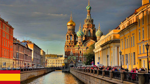 Caviar, el lujo en San Petersburgo