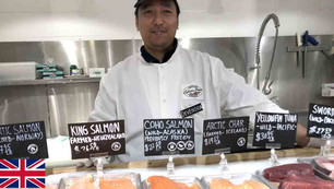 How will China impact seafood into the future