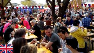Hazel Food Market: a food culture experience in a park, Pretoria, South Africa