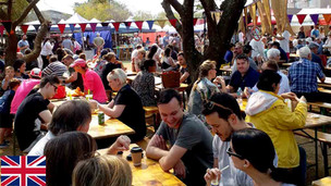 Hazel Food Market: a food culture experience in a park, Pretoria, South Africa