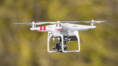 December onwards flying drones will be legal