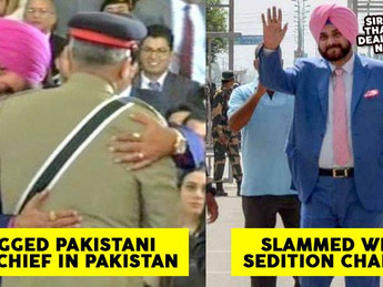 Sedition charges on Navjot Singh Sidhu