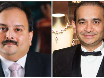 Demolition of illegal properties of Nirav Modi and Mehul Choksi will be done soon