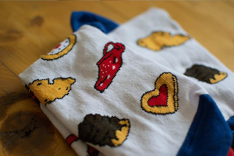 czemoji ponožky