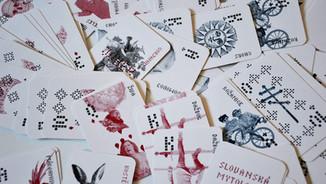 Karty Slovanská mytologie