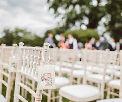 Event Rentals Chairs
