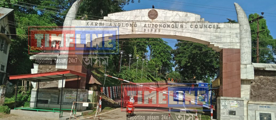 karbi anlong autonomous council turn into covid-19 hotspot