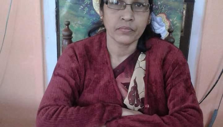 গোলাঘাট জিলাৰ সুকবি , শিক্ষয়িত্রী দিপালী বৰাৰ পৰলোক