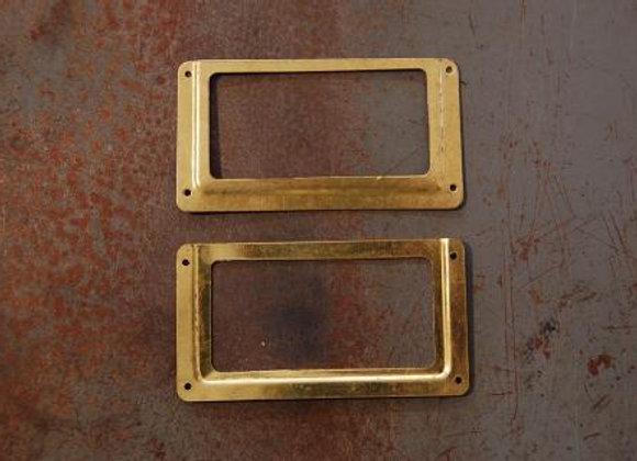 真鍮の品名差し 規格65mm